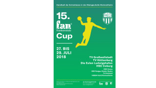 Plakat f.a.n. CUP 2018